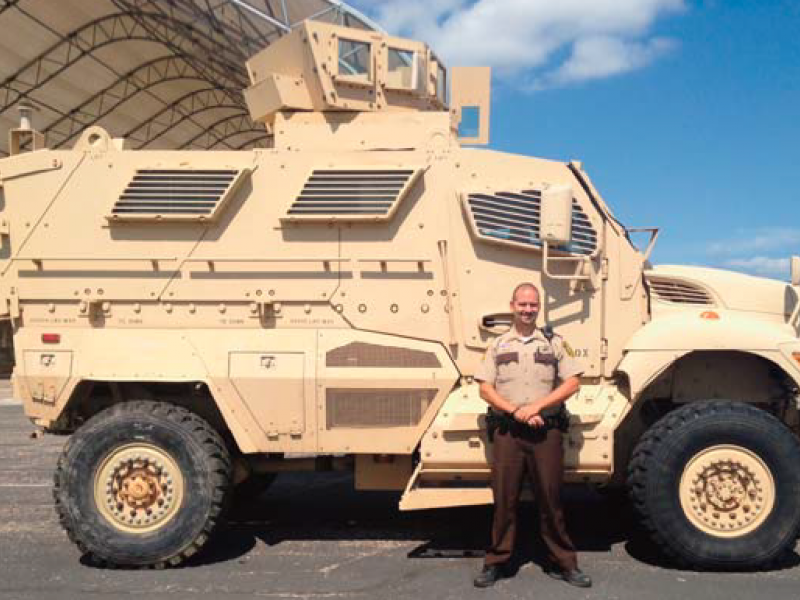 Dakota County Sheriff's Office Acquires Decommissioned ...