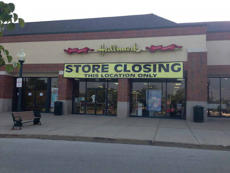 Lemont Hallmark Store To Close In July Lemont Il Patch