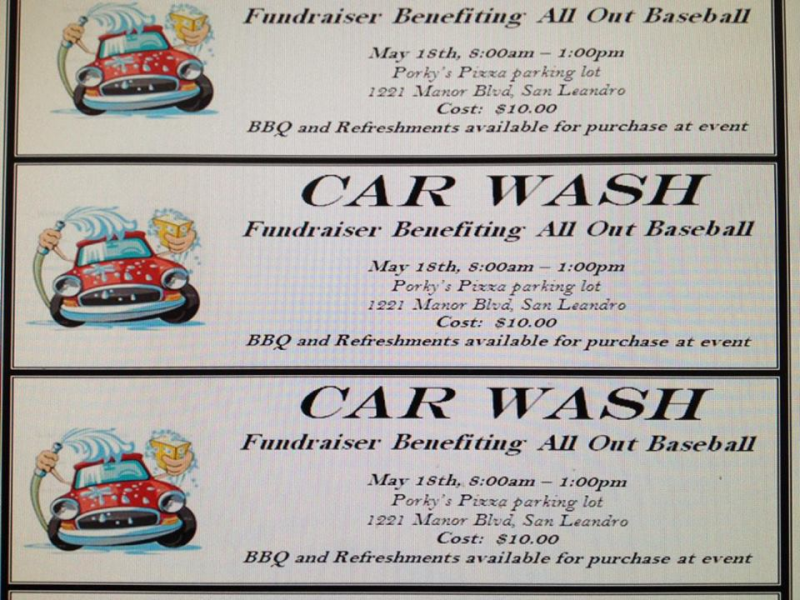 Car Wash Ticket Template Word