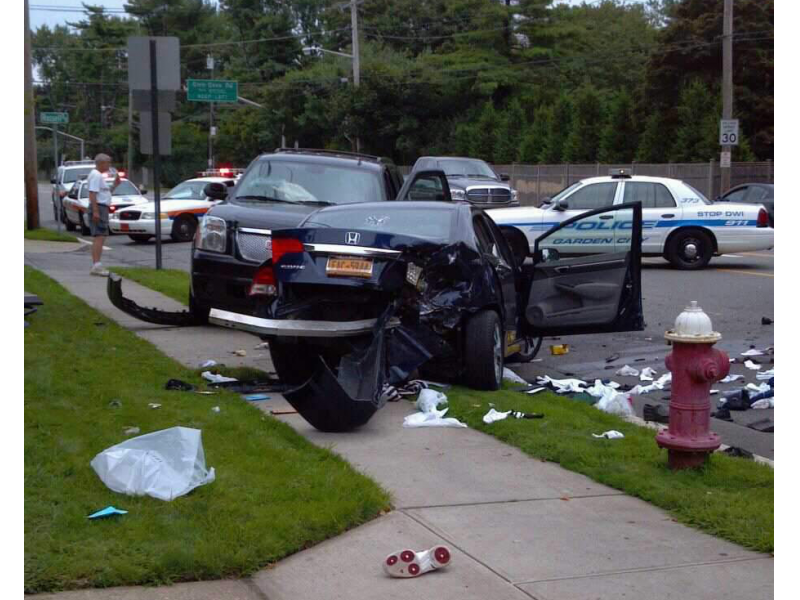 Garden City Mi Car Accident