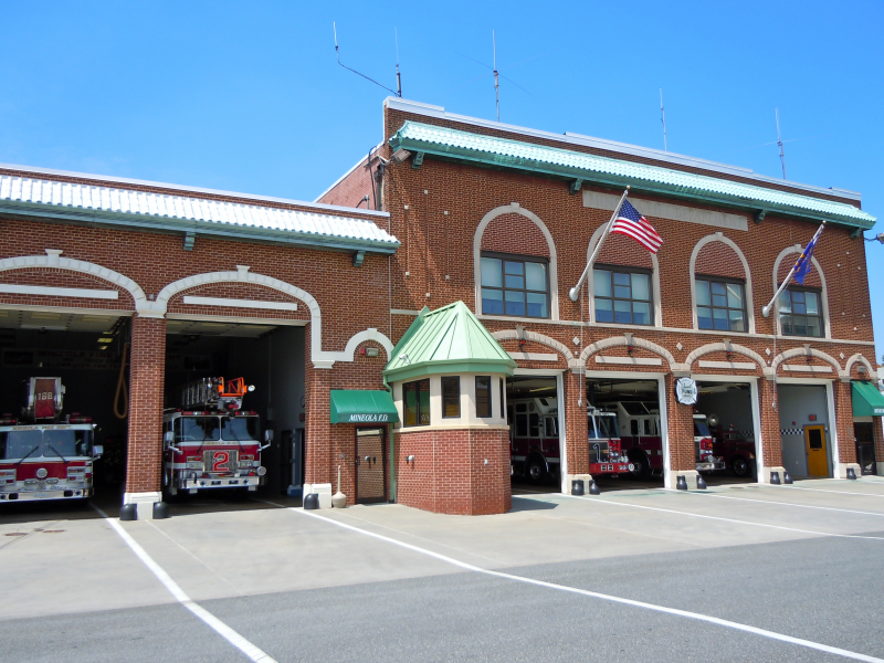 Fire blotter lirr tracks station plaza and riverhead for Riverhead building supply