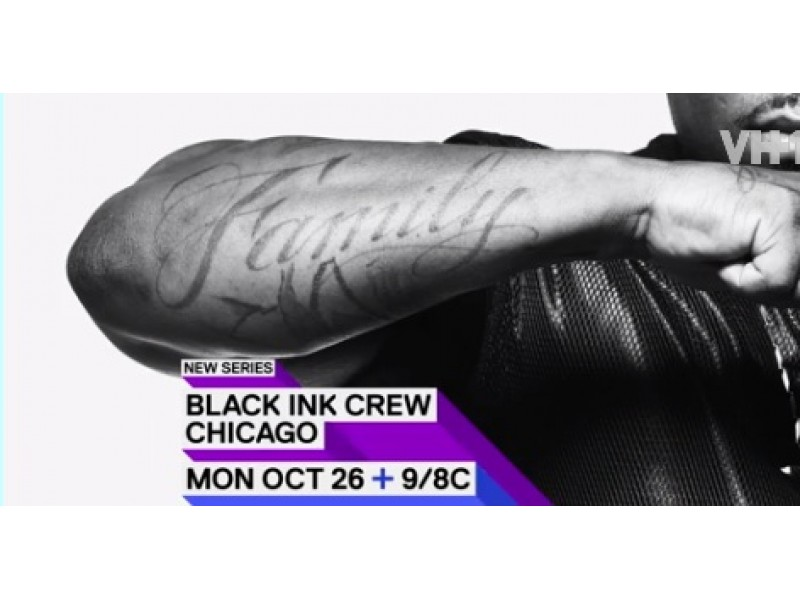 Have you been inked by the upcoming stars of a new vh1 for Black ink crew tattoo shop