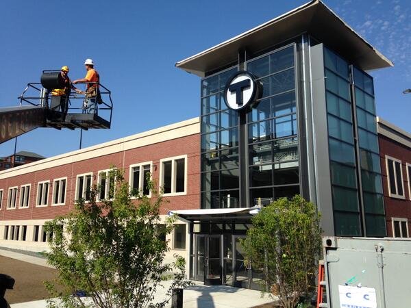 Depot Parking Garage Opens Saturday Ribbon Cut On Friday