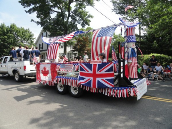 Celebrate the 4th of july in needham needham ma patch for Needham high school craft fair