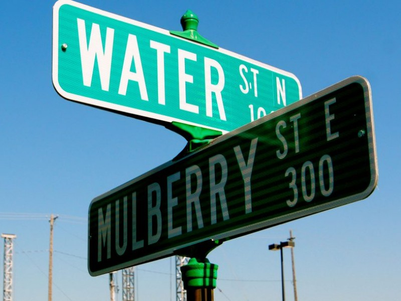 Holiday Gift Idea Stillwater Street Signs For Sale