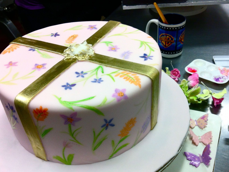Cake Decorating Classes Near Thornton : Fancy Cakes: Hand-Crafted Perfection Bethesda-Chevy ...