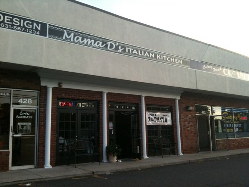 Mama d 39 s italian kitchen returns to the east coast patch for D italian kitchen