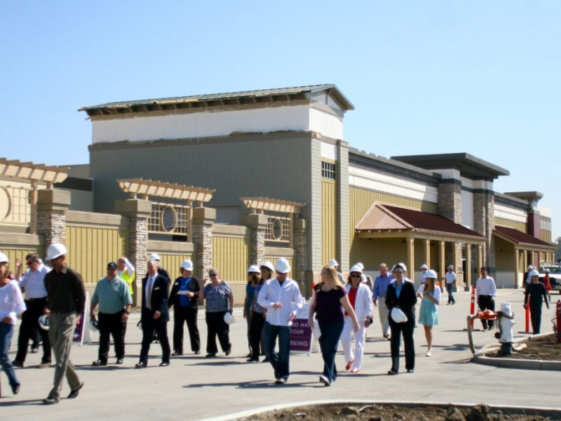 Paragon Outlets Livermore Stores