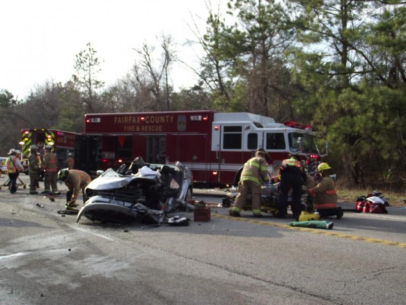 Car Accident   Alexandria Va