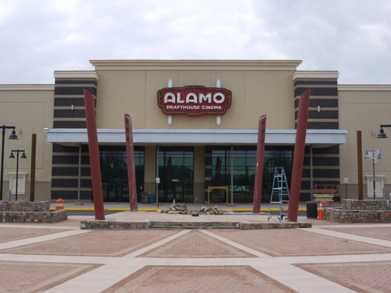 Food And Drink: SNEAK PREVIEW: Inside The Alamo Drafthouse Cinema