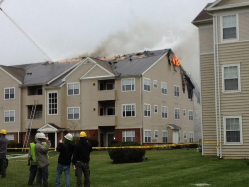 Seven Oaks Apartments Maryland