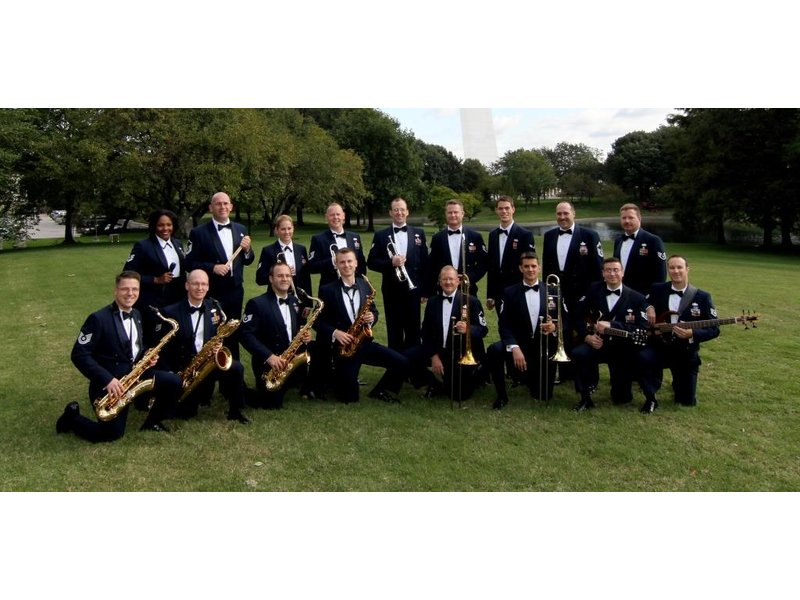 Shorewood (IL) United States  city photos : UNITED STATES AIR FORCE JAZZ BAND HEATS UP JOLIET AUGUST 21 Joliet ...