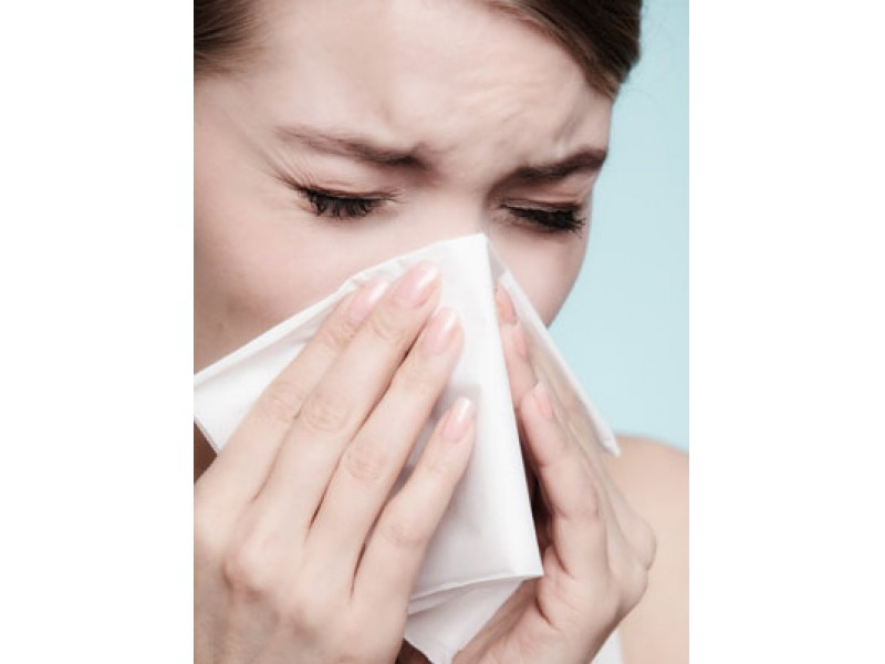 Spring Allergies And Sinus Infections Patch