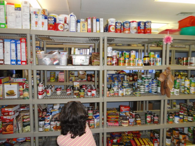Food Pantry New Port Richey