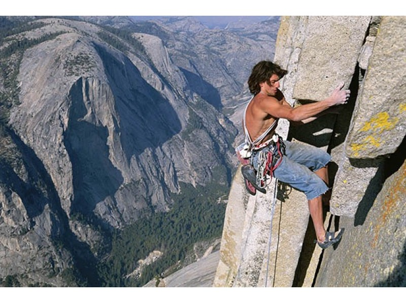Dean Potter The King Of Extreme In Yosemite Dies In
