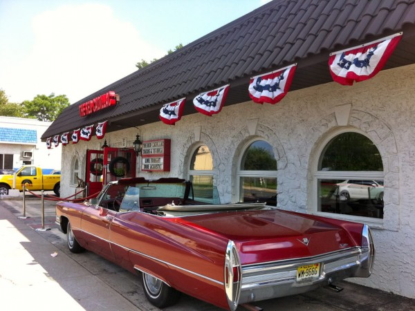 this red cadillac roars springfield nj patch. Cars Review. Best American Auto & Cars Review
