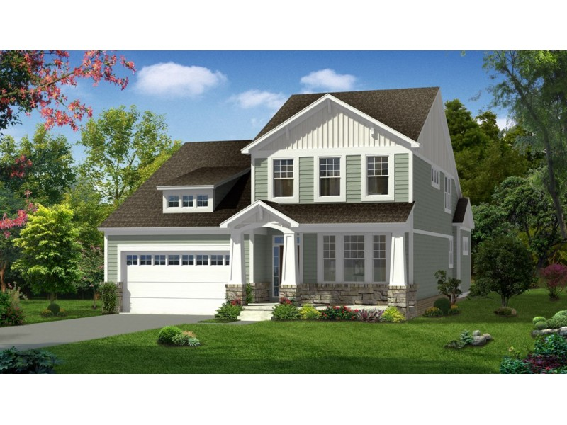 Canton ranch homes for sale plymouth mi patch for Mi homes ranch floor plans