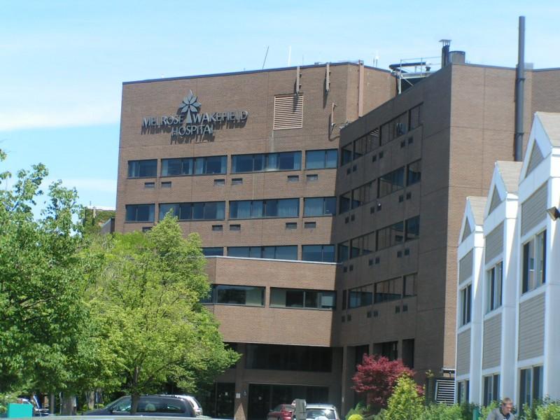 Winchester Ma Hospital Emergency Room
