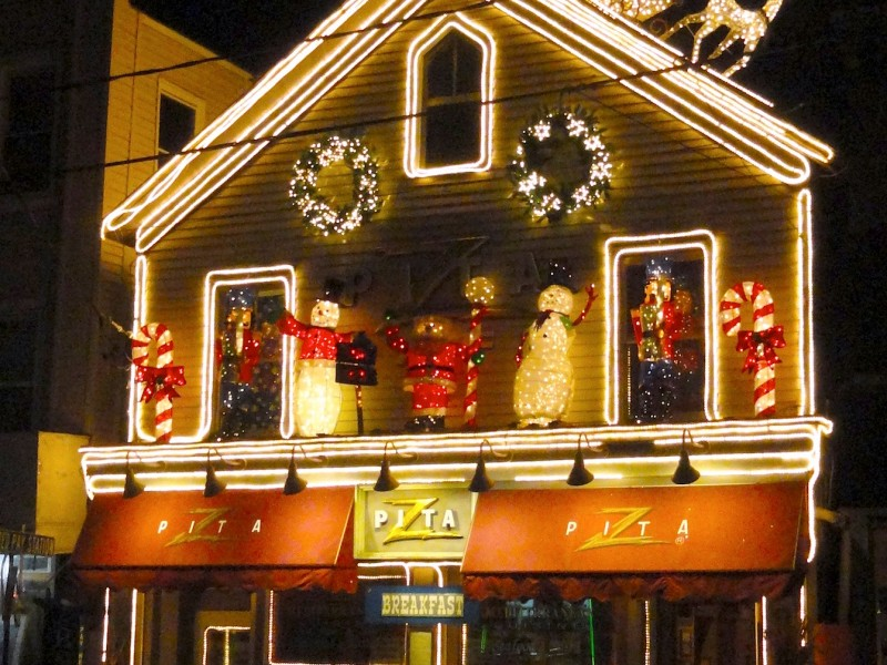 Port Jefferson Area Restaurants Open On Christmas Eve Or