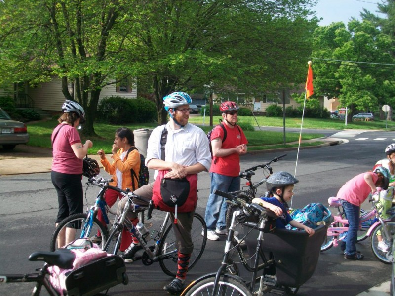 Bikes Of Vienna Va Ride for National Bike to