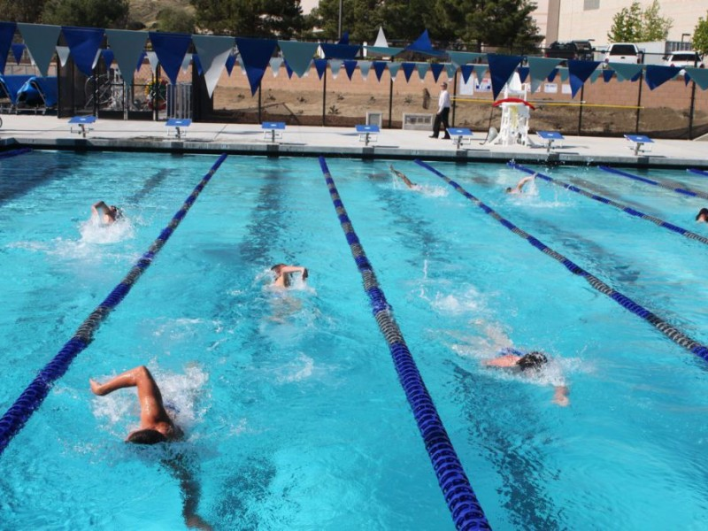 West hills now offers summer public pool time santee ca - West mesa high school swimming pool ...