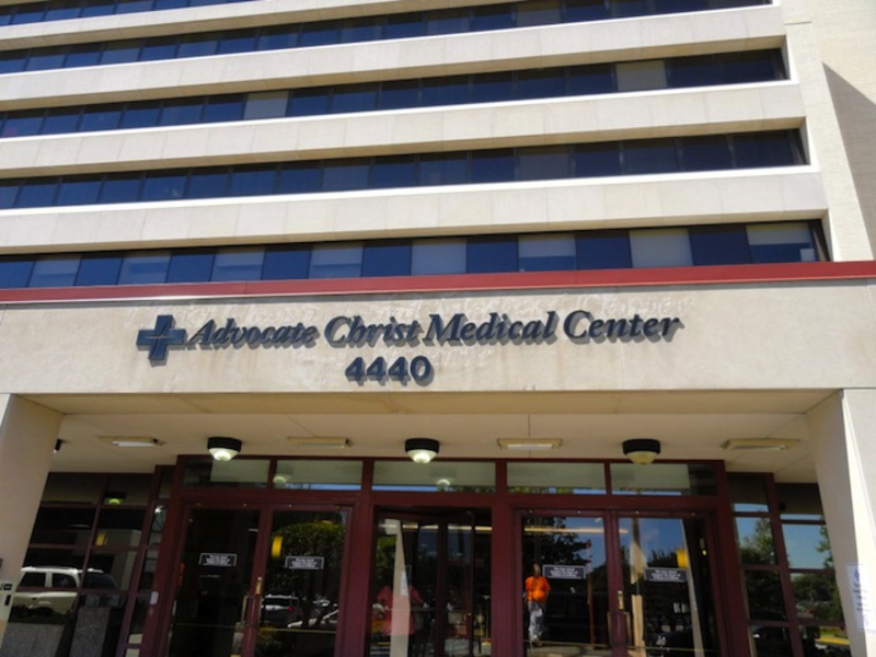 Christ Hospital Emergency Room Oak Lawn Il