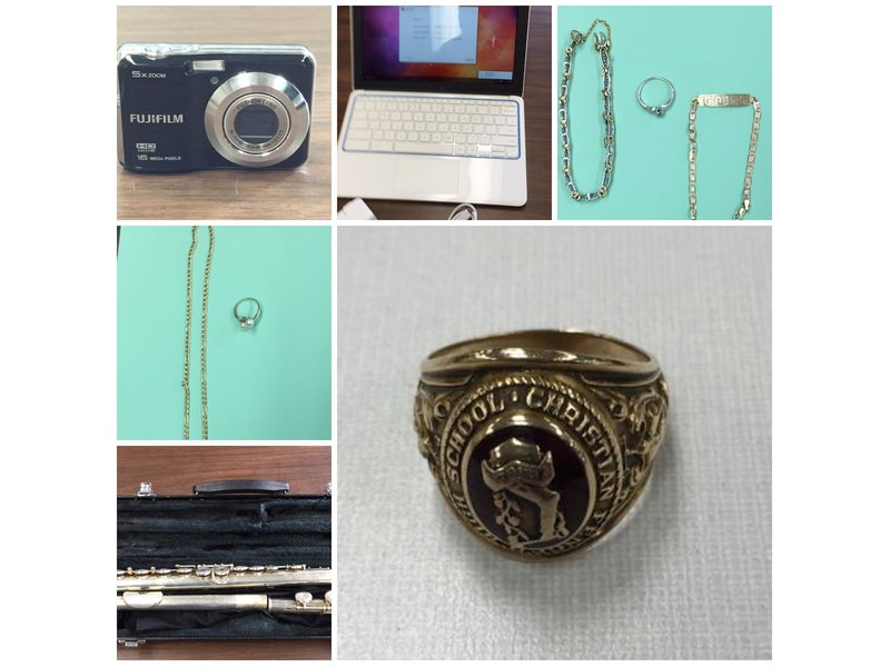 Police Work To Return Fenger Class Ring and Other Stolen Property ...