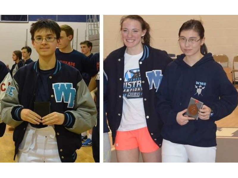 Central Fencers Take Down Competition At County