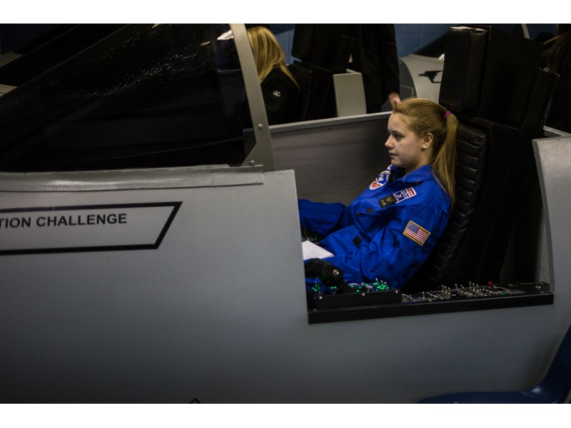 Morristown Teen Goes for Moon Walk at NASA Space Camp ...