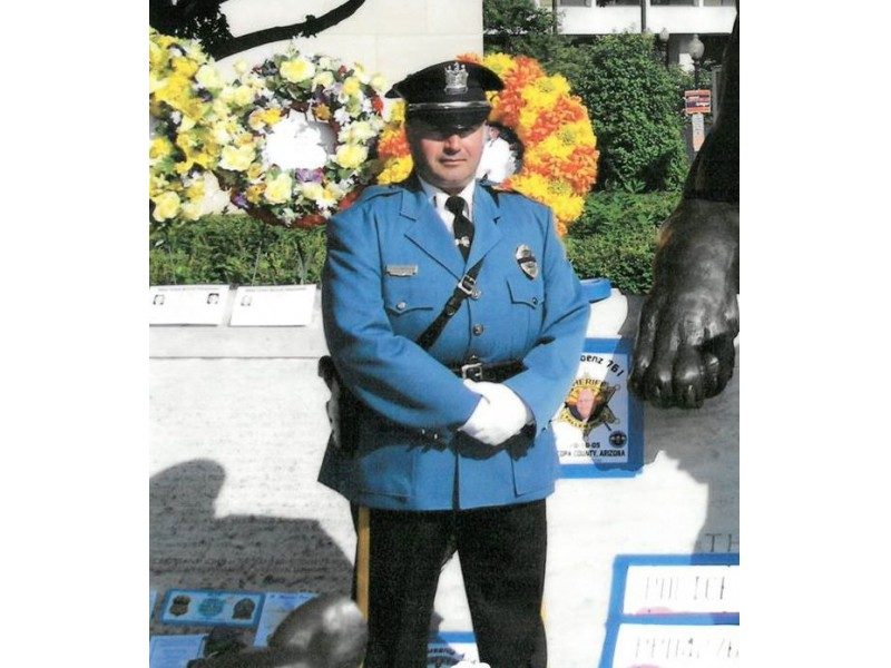 Funeral Arrangements Set For Cop Who Died After Police