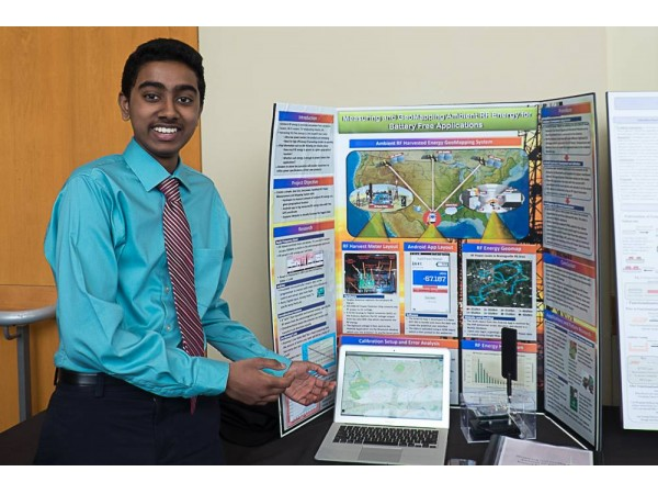 Local Delaware Valley Science Fair Winners Earn Awards At