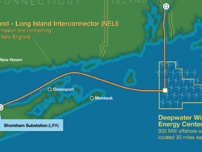 Wind Farm Planned off Coast of Montauk - East Hampton, NY ...