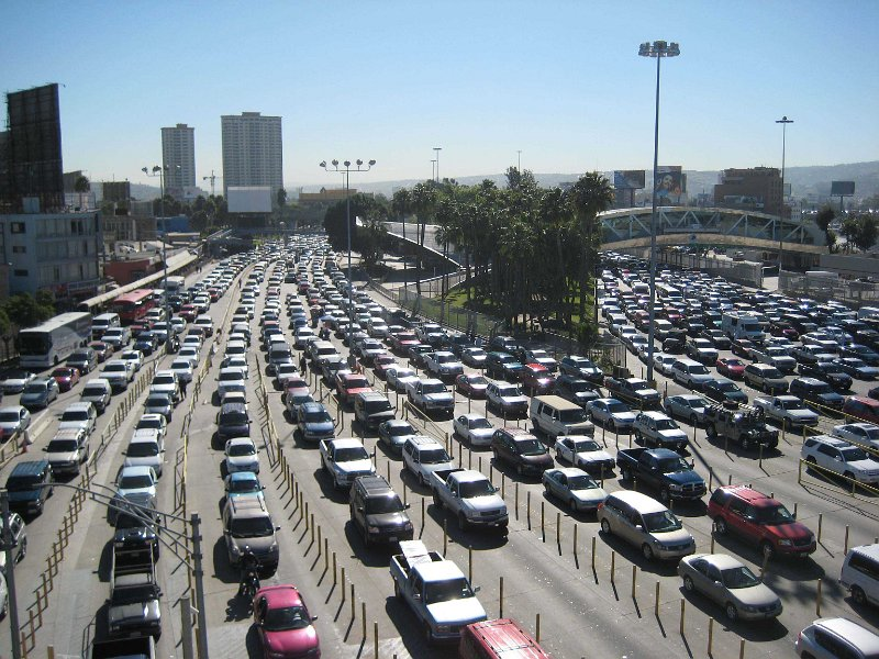 No More Car Decals For SENTRI Trusted Traveler Program | Imperial ...