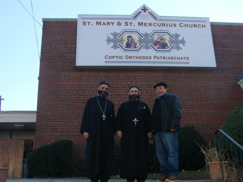 A Decade Of St Mary Amp St Mercurius Coptic Orthodox