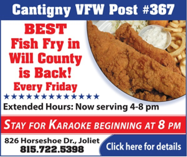 the best fish fry in will county is back joliet il patch