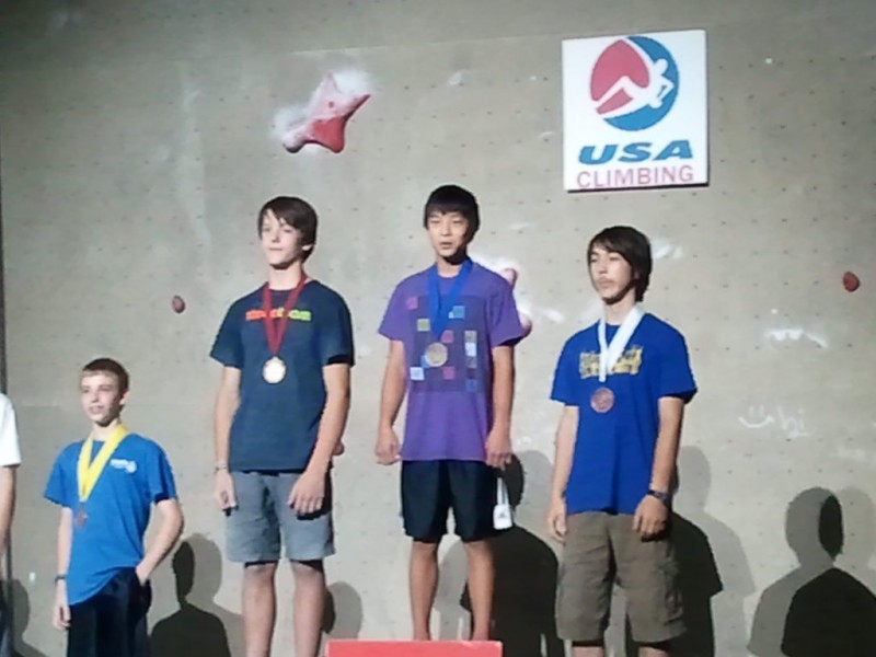 Livingston Brothers Earn Spots On USA Climbing Team Livingston NJ Patch