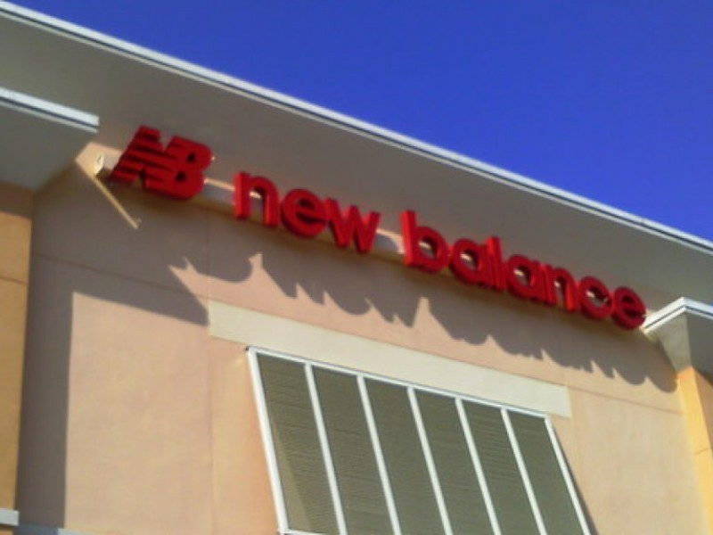 New Balance Coming To Garden City Center Cranston Ri Patch