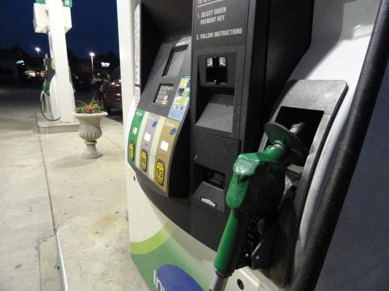 Rhode Island Gas Price Average