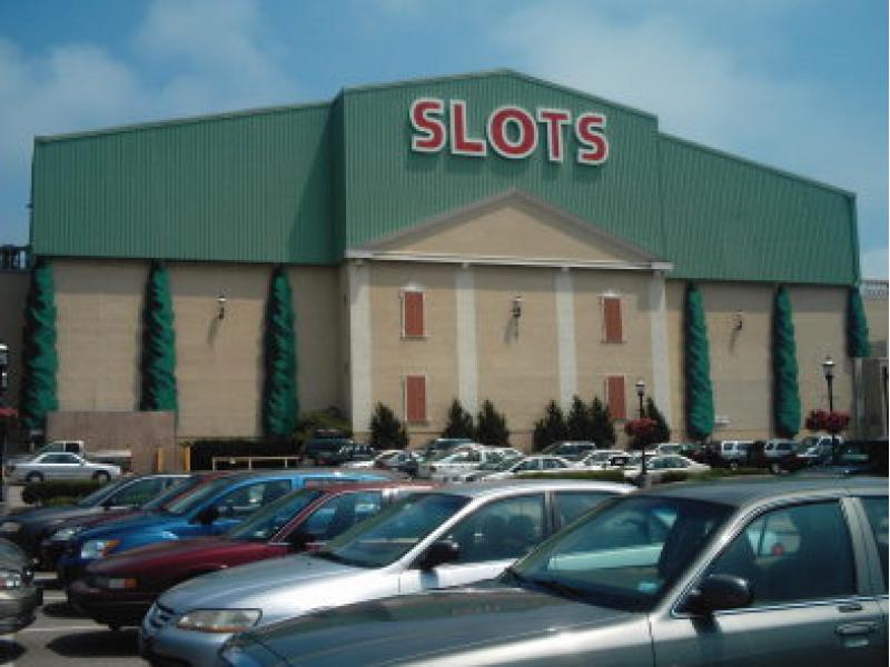 slots newport ri