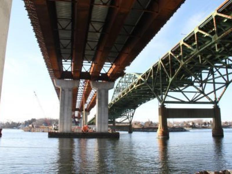 Rhode Island Bridge Demolition