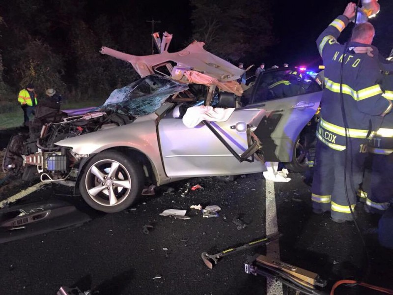 North Kingstown Car Accident