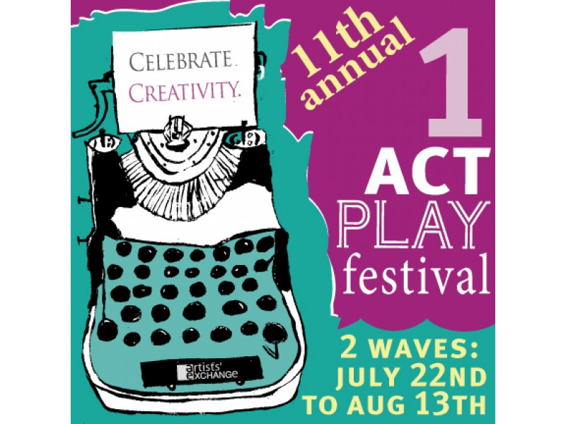one act play festival submissions