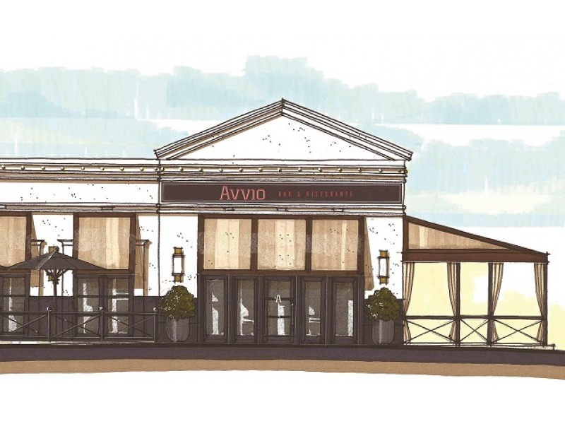Papa razzi to be reborn as avvio in garden city cranston - Restaurants in garden city cranston ri ...
