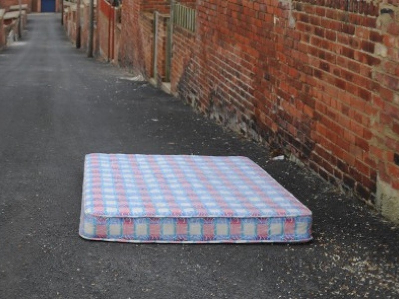 East Greenwich Makes Mattress Disposal Easy