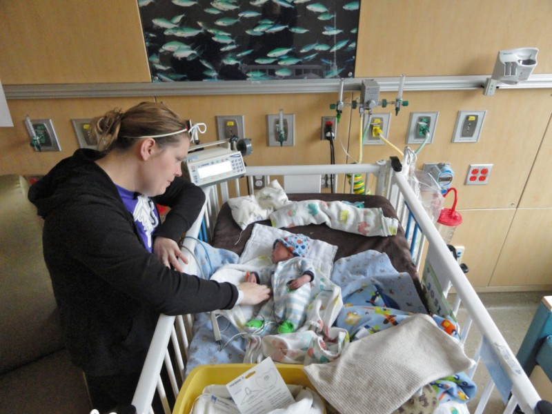 Overlake Hospital Neonatal Intensive Care Unit Opens To