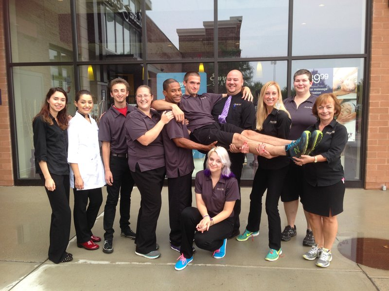 Nashua Massage Envy Spa Supports 2014 Falmouth Road Race