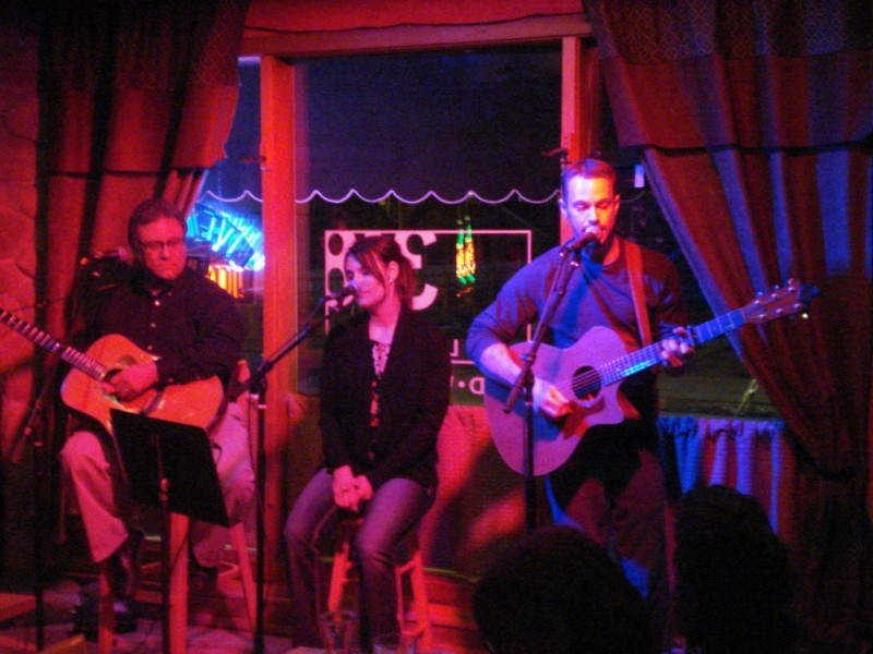 Cafe Excelsior Open Mic Night