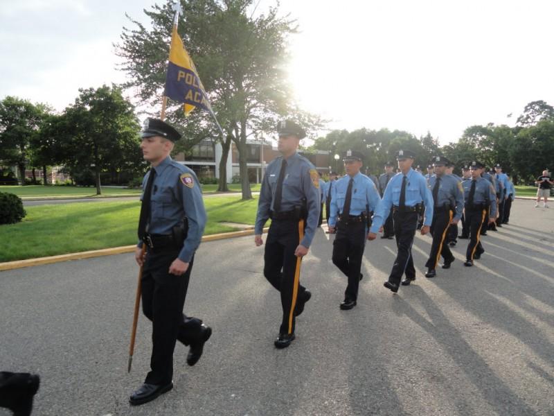 police academy woodbridge jobs