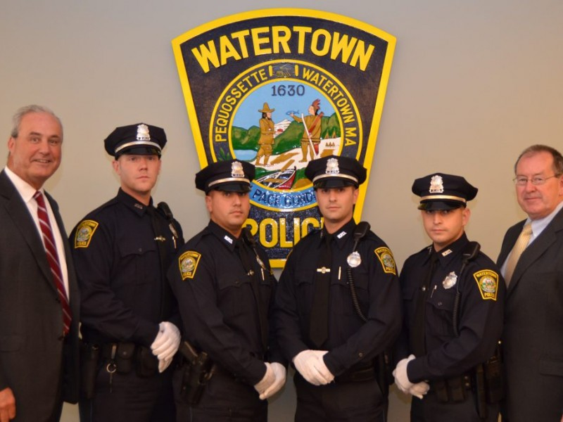 Watertown MA Police Department Keyword Data - Related