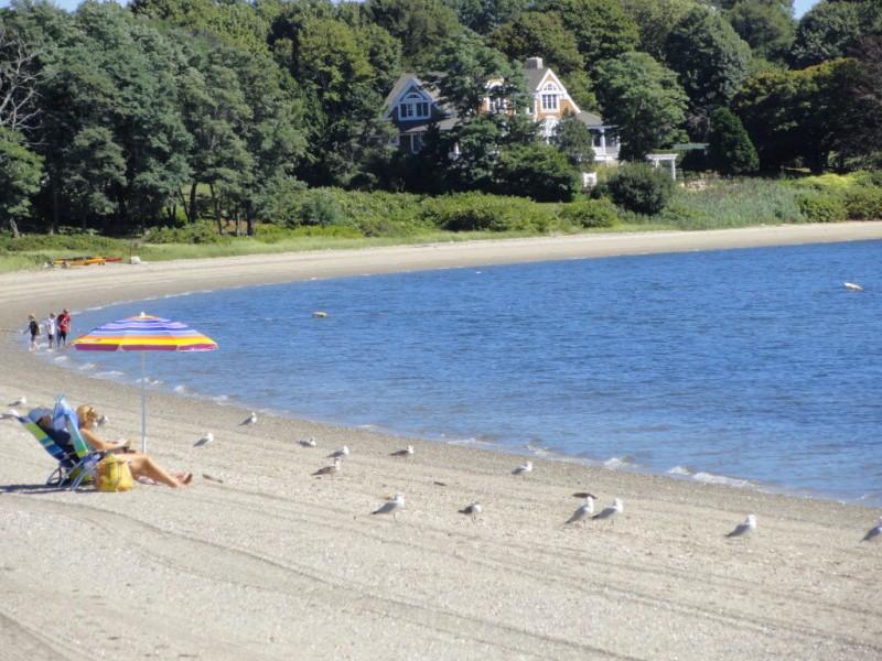 Island Beach Greenwich Fees